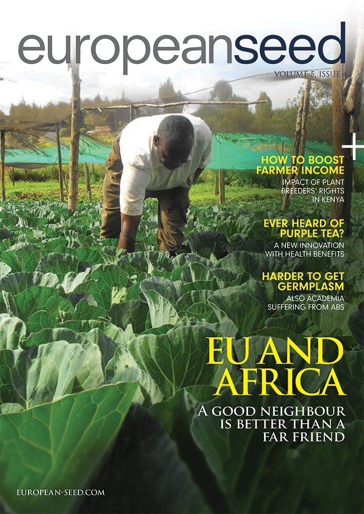 Magazine Archive | EuropeanSeed