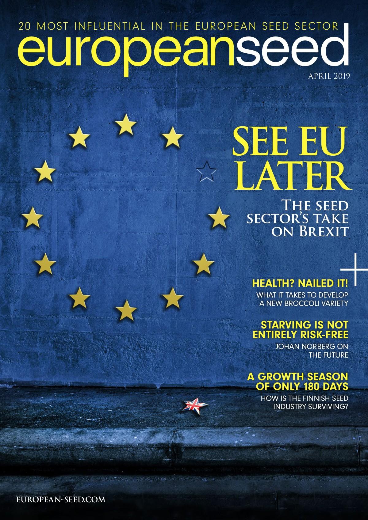 Magazine Archive | EuropeanSeed